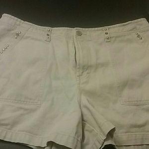 Womens size 16 shorts